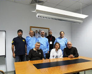 Picture of a group of instructors.